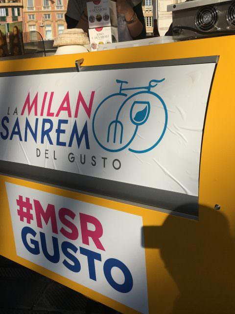Milano Sanremo del gusto