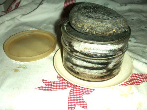 salsa marinara, Acciughe e bagna caoda