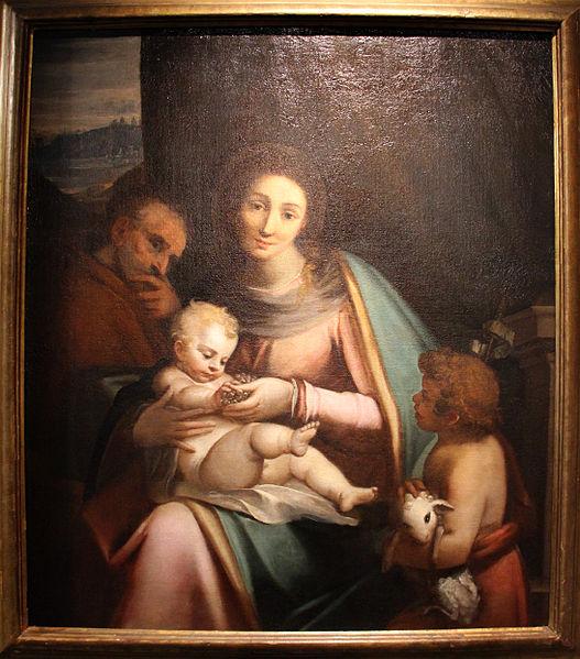 La Madonna dell'uva