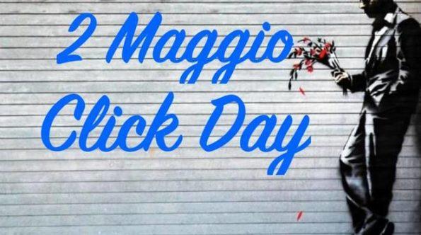 2 maggio click day