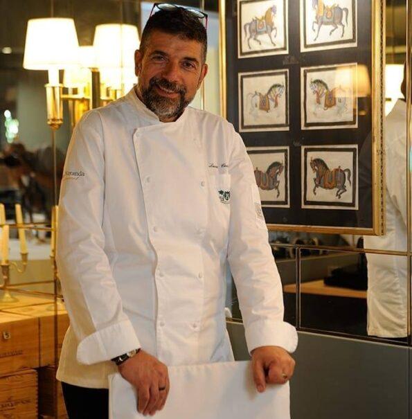 Luca Collami social chef