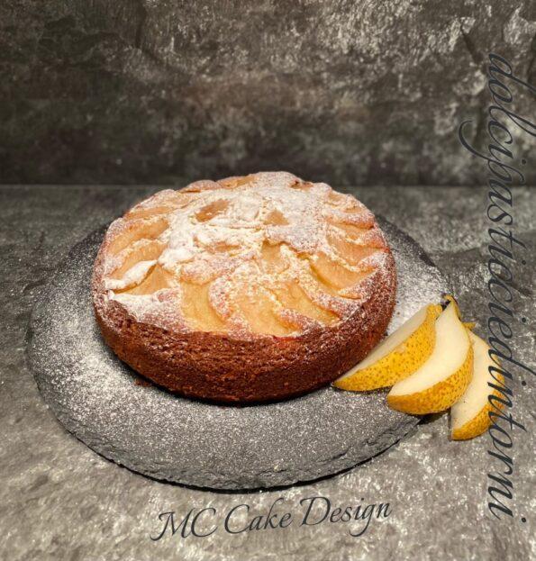 torta di pere abate
