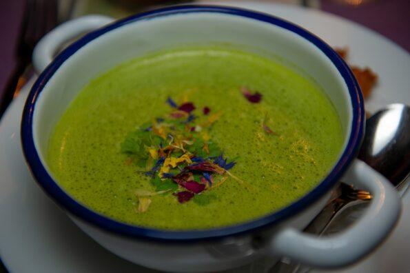 salsa di spinaci