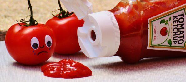 ketchup sparito