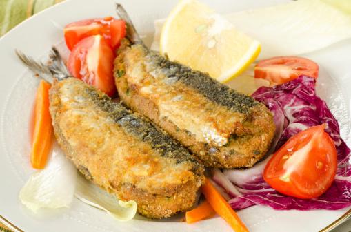 sardine ripiene